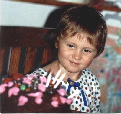 Kyra's 4th birthday